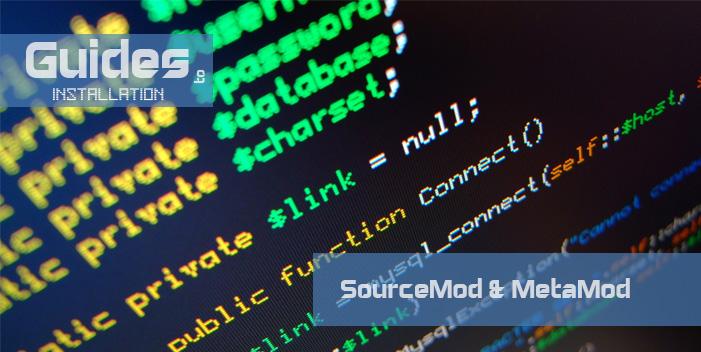 Установка sourcemo и metamod