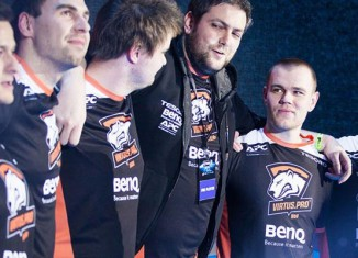 Vurtus.pro чемпионы FACEIT Spring League 2014