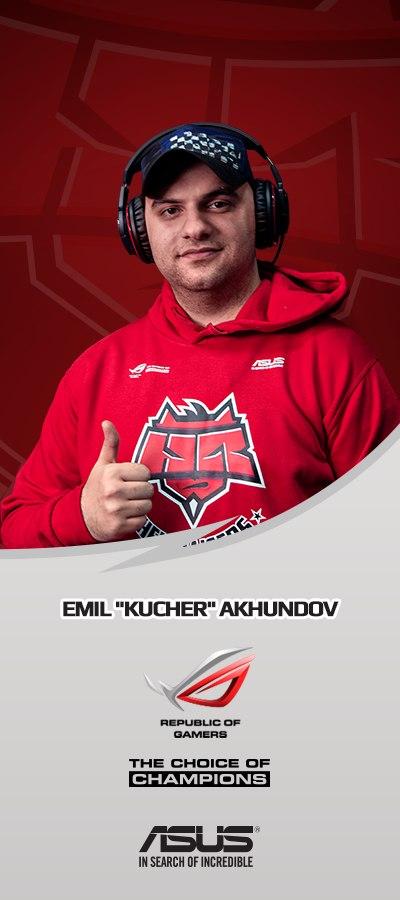 Emil kUcheR Akhundov