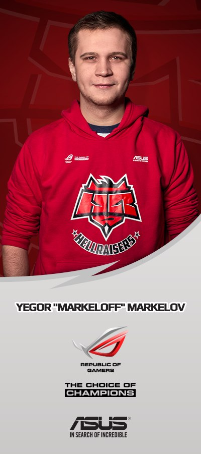 Егор Markeloff Маркелов