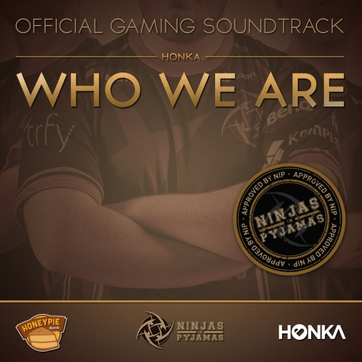 honka - who we are (cover)